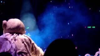 Concert Andy Lau 2007/12/21 in Hongkong Coliseum (opening)