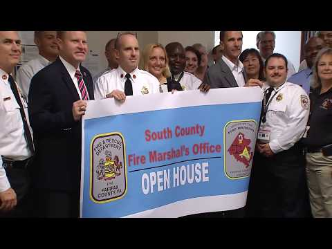 South County Fire Marshal