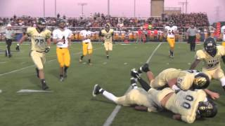 Mooresville Football - Bad Day