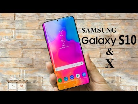 Samsung Galaxy S10 & Galaxy X:  Two Nasty Surprises!!!