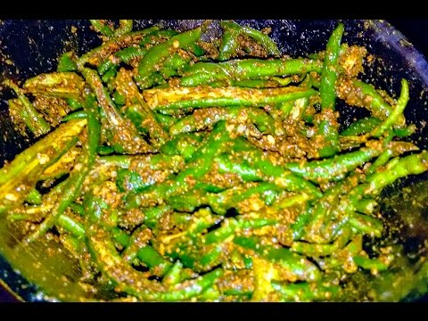 Green Chilli Pickle-बनाये स्वादिष्ट हरी मिर्च का आचार-Pickle-Hari Mirch ka Achar Recipe in Hindi