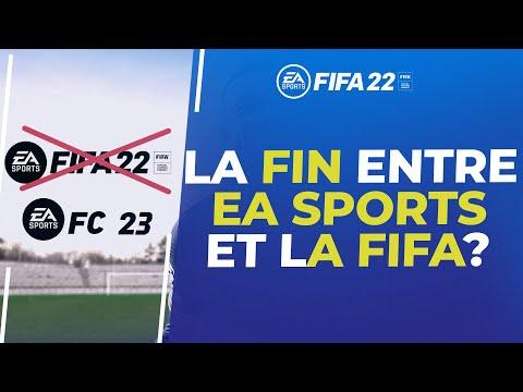 EA SPORTS FC / FIFA 23 : Un changement de nom imminent, et la FIFA qui veut sortir son jeu !