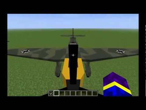 planes vehicles mod minecaft 1.4.7
