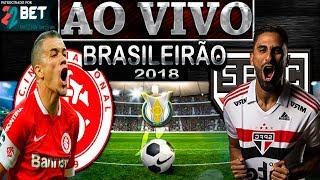Internacional 3 x 1 São Paulo | Parciais do Cartola 14/10/2018