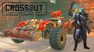Crossout: Бои на Удивительных Крафтах в Кроссаут. Часть 2