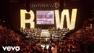 Смотреть клип Robbie Williams - I Will Talk And Hollywood Will Listen