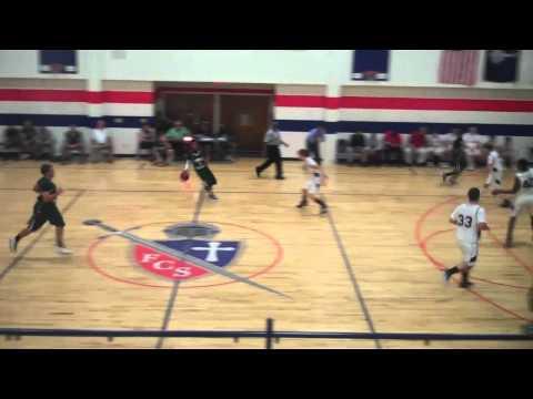 Joshua Nelson  42 highlights  Faith Christian School
