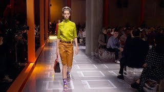 Prada | Spring Summer 2019 Full Fashion Show | Exclusive
