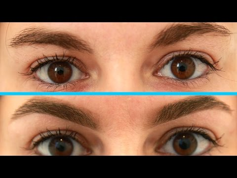 how to get your eyebrows waxed