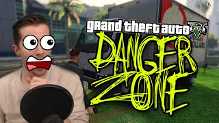 "GTA 5 The Danger Zone - ""IT ALL ENDS FOR YOU!!"" (GTA 5 Online Funny Moments)"