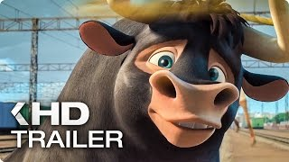 FERDINAND Trailer 2 German Deutsch (2017)