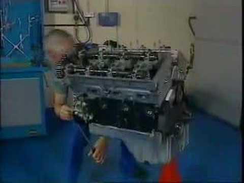2.9 24V Cosworth BOA Engine Ford Service PART 2-1