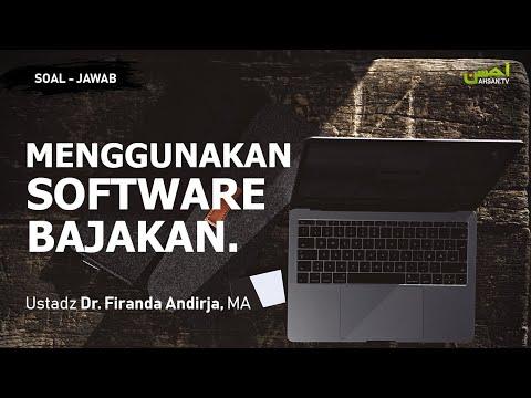 soal---jawab:-menggunakan-software-bajakan---ustadz-dr.-firanda-andirja,-ma
