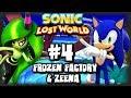 Sonic Lost World Wii U 1080p Part 4 Frozen Factory Zeena