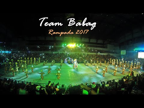 Team Babag #rampada2017 #champion #bestinheaddress #bestincostume