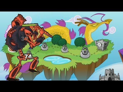 МИР СКАЗОК в игре Tower Conquest