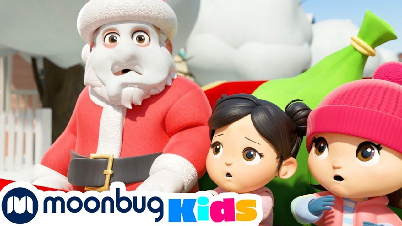 Jingle Bells Song! Little Baby Bum | Christmas Cartoons and Kids Songs | Nursery Rhymes - YouTube