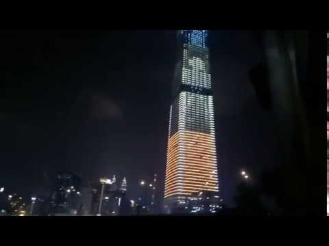 Exchange tower 106 Malaysia