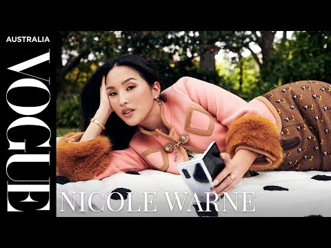 nicole-warne-unfolds-the-future-with-samsung- -shopping-and-style-guides- -vogue-australia