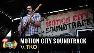 "Motion City Soundtrack live performing ""TKO"" at the day 1 2015 Vans..."