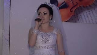 посвящение песни мужу в день свадьбы 10.10.15 г.
