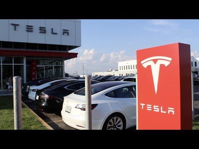 Canada's Newest Tesla Service Center!