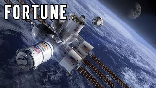 The World's First Space Hotel Is Coming I Fortune