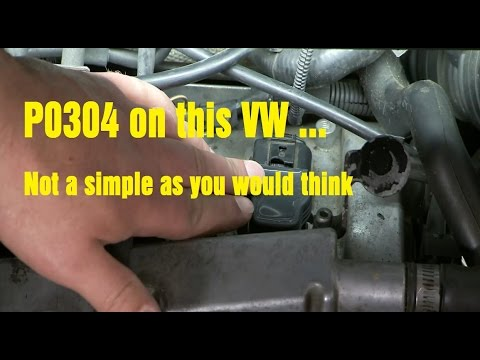 Volkswagen Ignition Coil Connector Problem - Wrenchin\u0027 Up - YouTube
