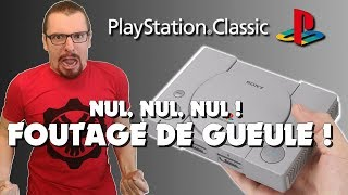 PLAYSTATION CLASSIC le TEST : C