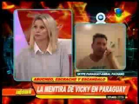 "Aníbal Pachano mató a Vicky Xipolitakis: Es una vergüenza nacional"""