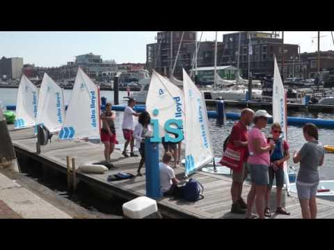 Social Flash Welkom op het water | Optimist on Tour - 14 okt 16 - 12:19