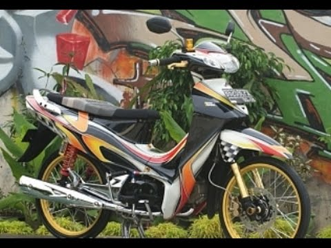 Motor Trend Modifikasi Video Modifikasi Motor Honda Karisma Velg