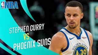 Stephen Curry - Full Highlights Vs Phoenix Suns - (08/02/2019)