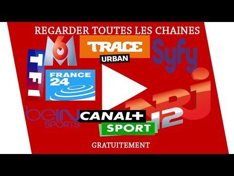 Regardez toutes les chaines françaises   Gratuitement
