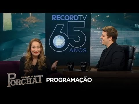 """Sonia Abrão afirma: """"A Record TV é a história da televisão brasileira"""""""