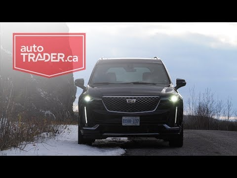 2020 Cadillac XT6 Review - New 3-Row SUV is like a Vacation on Wheels