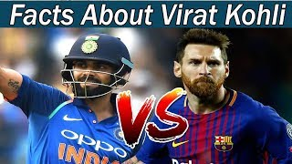 Facts You Didn't Know About Virat Kohli | Incredible Facts About Virat Kohli By 1 Million Facts