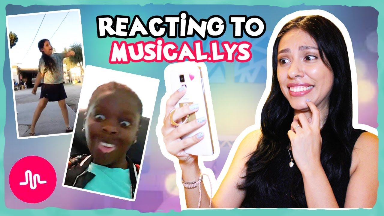 Reacting To My Subscribers Musical Lys Youtube