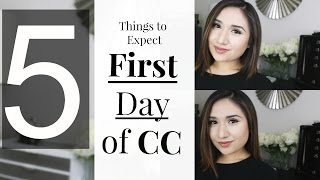 5 things to Expect on your First Day of Community College