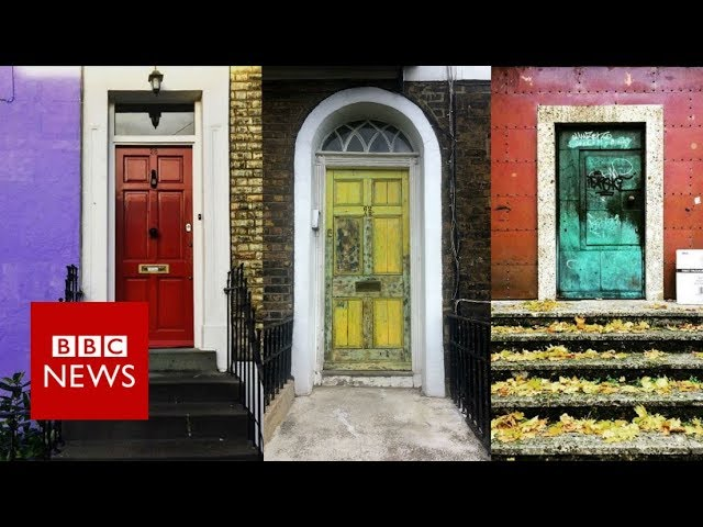 doortraits-the-instagram-obsession-with-doors-bbc-news
