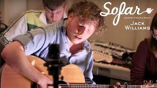 Jack Williams - The Things We Do   Sofar Southampton