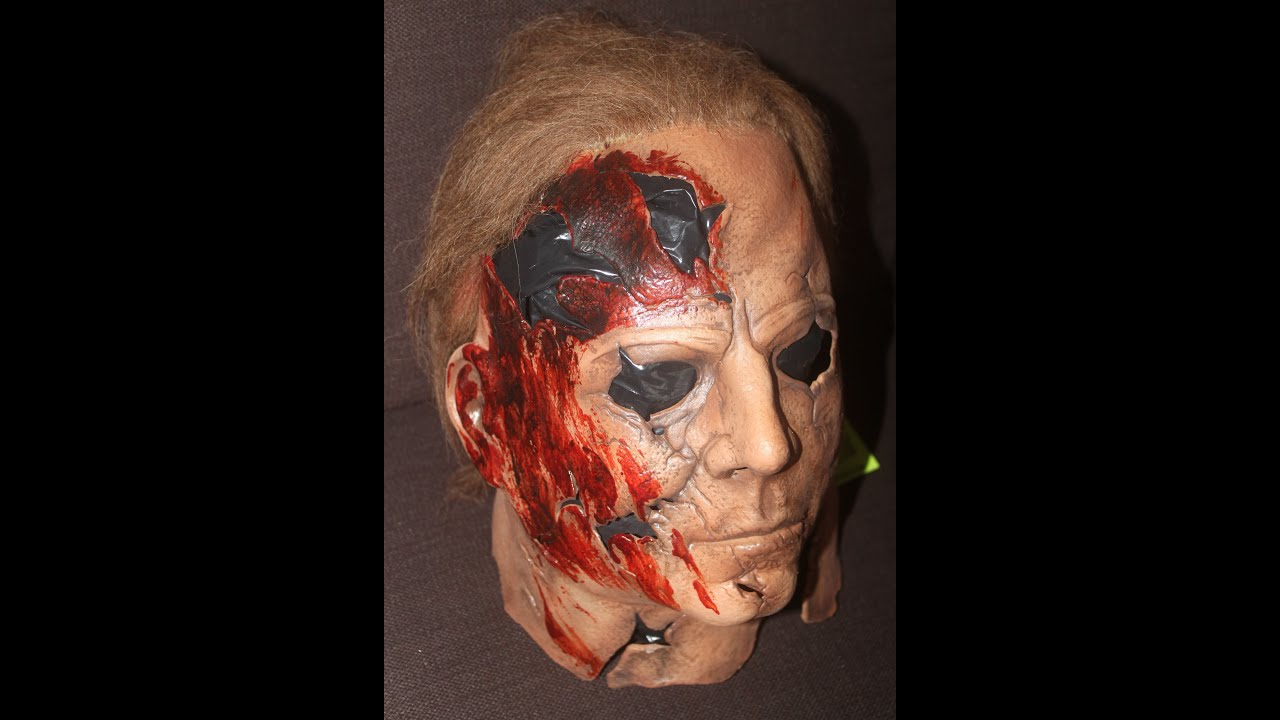rob zombies halloween ii michael myers mask by horror sanctum studios - Rob Zombie Halloween Mask For Sale