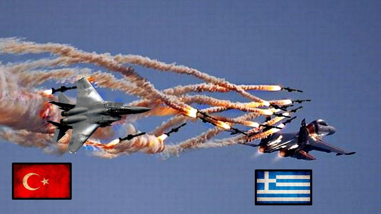 Greece vs Turkey War! - Hellenic Army VS Turkish Army (Cyprus Crisis) 2017