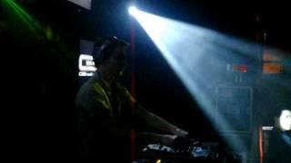 dj Galvan G. no PONTO ENCONTRO parobe rs dia 02.10.2009