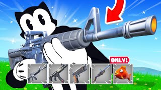 New TOON MEOWSCLES Challenge in Fortnite!