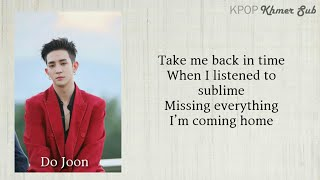 Gambar cover (English Lyrics) The Rose - California _Kpop Khmer sub