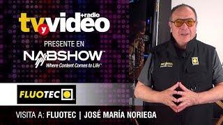 Visita a Fluotec durante NabShow 2019