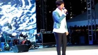 [FANCAM] 100313 林宥嘉 Yoga Lin - 說謊 (Singapore E-Awards)