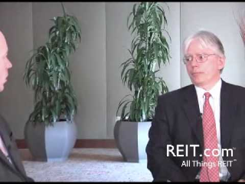 PREIT's Ed Glickman Looks Ahead to 2010