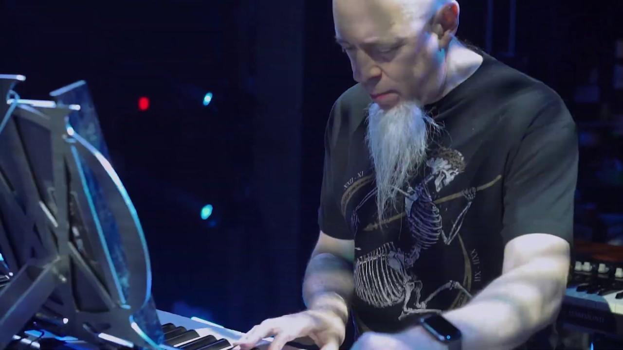 Jordan Rudess' Custom KRONOS - YamahaMusicians com